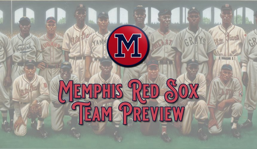 Memphis Red Sox Team Preview