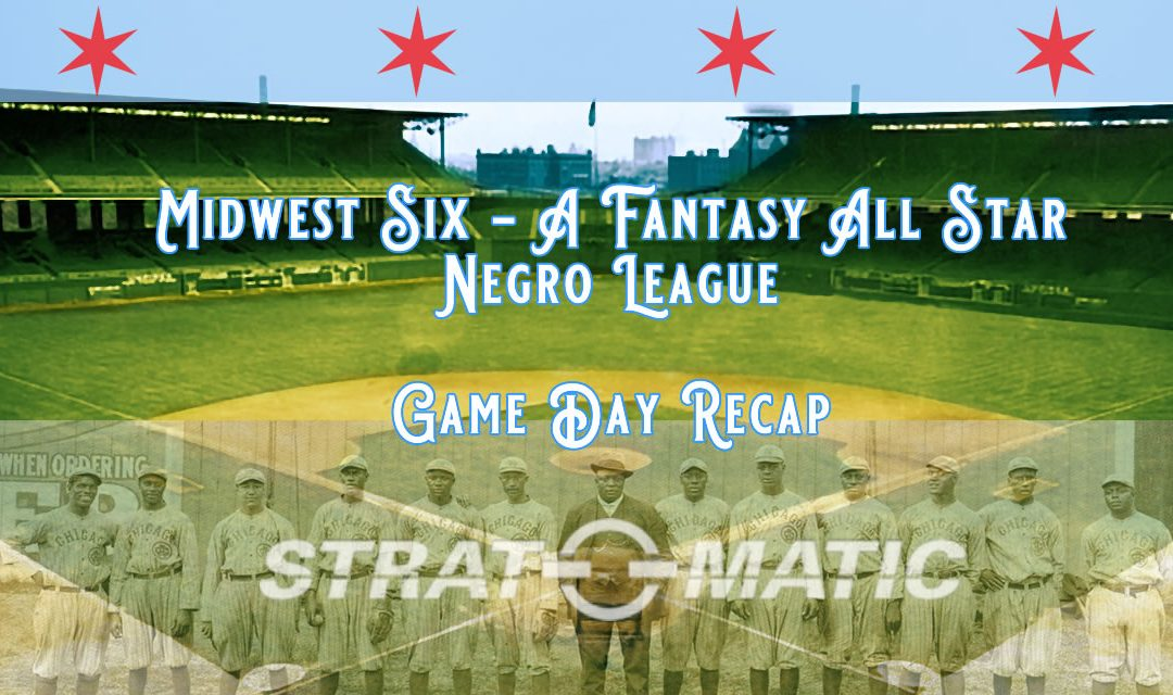 Midwest 6 – Game Day 6